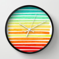Tropic Wall Clock by EDrawings38