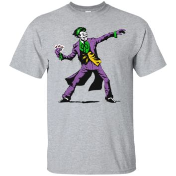 Batman Joker Novelty T Shirt