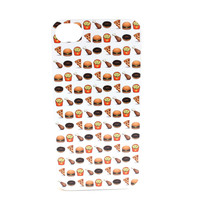 Junk Food Emoji Phone Case