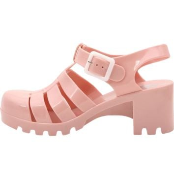 PEACHY JELLY SANDALS