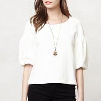 Sonata Top by LeifNotes White Xs Tops