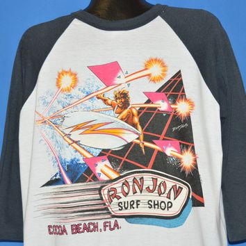 80s Ron Jon Cocoa Beach t-shirt Extra Large