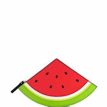 Kate Spade New York Splash Out Watermelon Clutch
