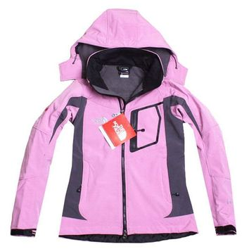 The North Face Soft Shell Jackets Women-1