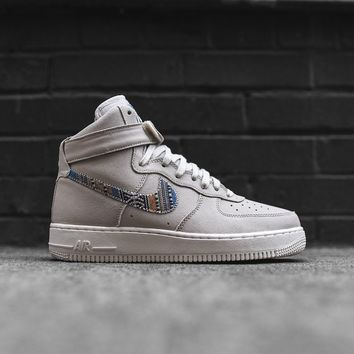 Nike Air Force 1 07 High LV8 - Ivory / White