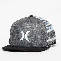 Hurley Line Up Reverse Trucker Hat