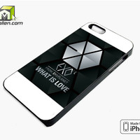 Logo Exo iPhone 5s Case Cover by Avallen