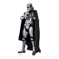 Captain Phasma Force Awakens Cardboard Standup