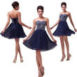 Sexy Short Formal Homecoming Prom Ball Gown Cocktail Mini  Party Evening Dresses
