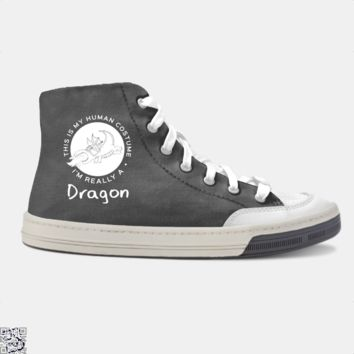 This Is My Human Costume A Really A Dragon, Dragon Ball (ドラゴンボール) Skate Shoe