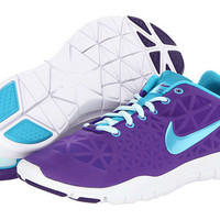 Nike Free TR Fit 3 Electro Purple/Teal Tint/Violet Frost/Gamma Blue - Zappos.com Free Shipping BOTH Ways