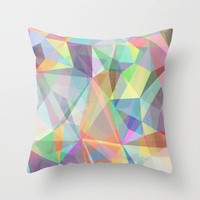 Graphic 32 Throw Pillow by Mareike Böhmer