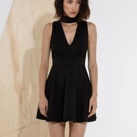 CAMEO Begin Again Dress BLACK