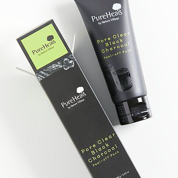 PureHeals Pore Clear Black Charcoal Peel-Off Pack
