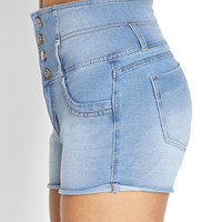 Road Trippin High-Rise Shorts
