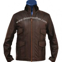 Daniel Craig Casino Royale James Bond Jacket | DesertLeather