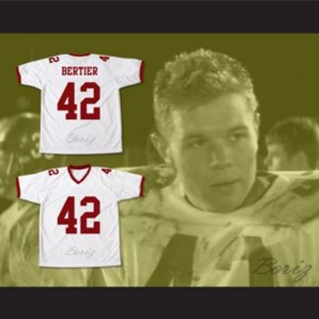 Gerry Bertier 42 T. C. Williams High School Titans Football Jersey