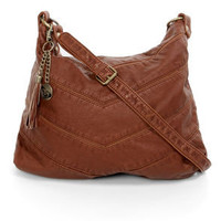 Roxy Launch Brown Purse