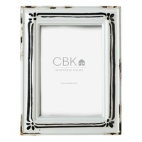 Vintage Black & White Frame - 2 Sizes