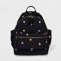 Women's Embroidered Nylon Backpack - Mossimo Supply Co.™