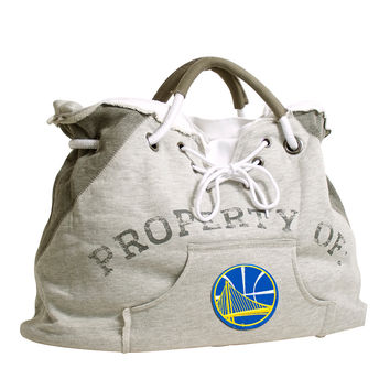 Golden State Warriors NBA Property Of Hoodie Tote