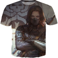 The Winter Soldier T Shirt