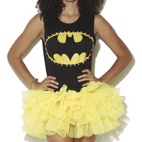 Batman Stud Logo Muscle Tank | Shop Just Arrived at Wet Seal