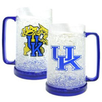 Kentucky Wildcats NCAA Crystal Freezer Mug