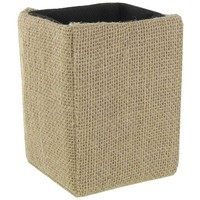Burlap Pencil Holder | Hobby Lobby