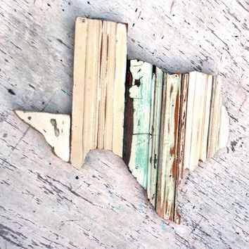 Texas Art, Houston decor, Rustic State Outline, Rustic Texan Decor, Houston Wall Art, Wood Wall Art, Wooden Texas Map Austin Home Decor