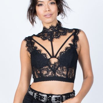 Lacey Dreams Crop Top
