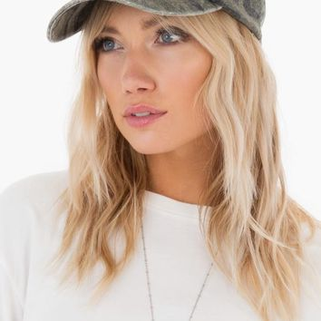 Desert Nights Camo Baseball Cap