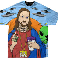 POUR UP JESUS TEE