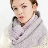 Lounge Colorblock Eternity Scarf-