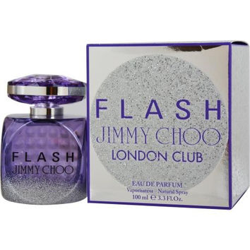 Jimmy Choo Flash London Club By Jimmy Choo Eau De Parfum Spray 3.4 Oz (limited Edition)