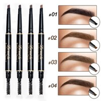 Eyebrow Liner Waterproof Black Brown Eyebrow Pencil Makeup