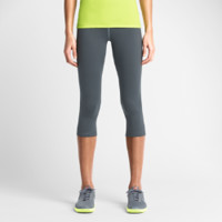 Nike Legend 2.0 Tight Fold-Over Waistband Women's Training Capri Pants