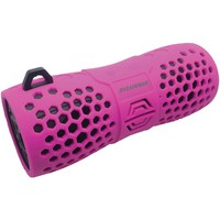 Sylvania Water-resistant Portable Bluetooth Speaker (pink)