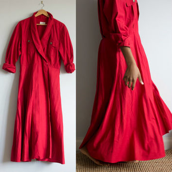 red dress, plus size maxi dress, wrap dress, cargo dress, flowy dress, long dress, trench coat dress, modest dress, modest clothing