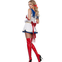 Sailor Moon Fighter Costume