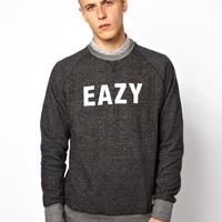 Wemoto Sweatshirt with Eazy Print