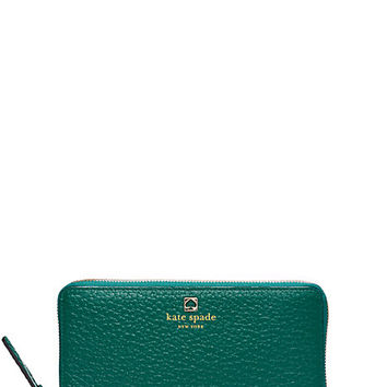 Kate Spade Southport Avenue Neda Deep Emerald ONE