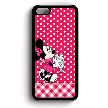 Cute Minnie Mouse iPhone 5c case