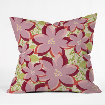 Andrea Victoria Twinkle And Shine Throw Pillow