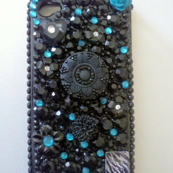 Cell Phone Case for iPhone 4/4s  Ready To Ship by iHeartZena