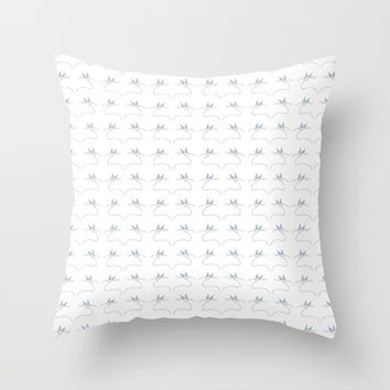 cat 2-pet, whikers,pussycat,felid,felines,kitty,kitten,cute,girly Throw Pillow by oldking