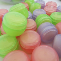 Flavored Jelly Bean Lip Balms