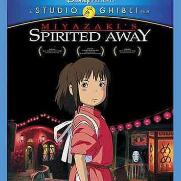 SPIRITED AWAY (BLU-RAY/DVD)