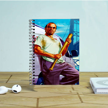 GTA V Trevor Photo Notebook Auroid