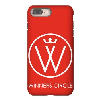 the game winners circle logo iPhone 8 Plus